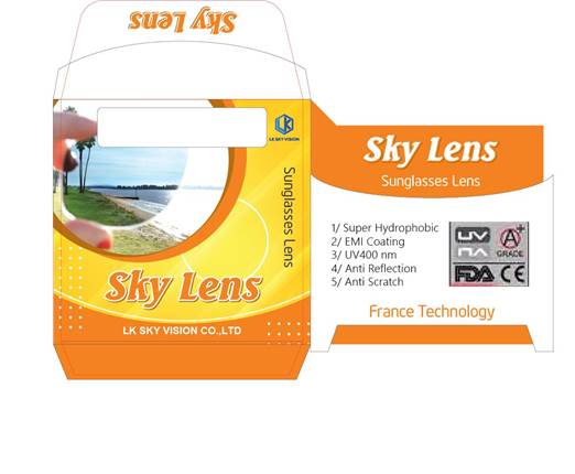 1.50 Sunglasses Lens
